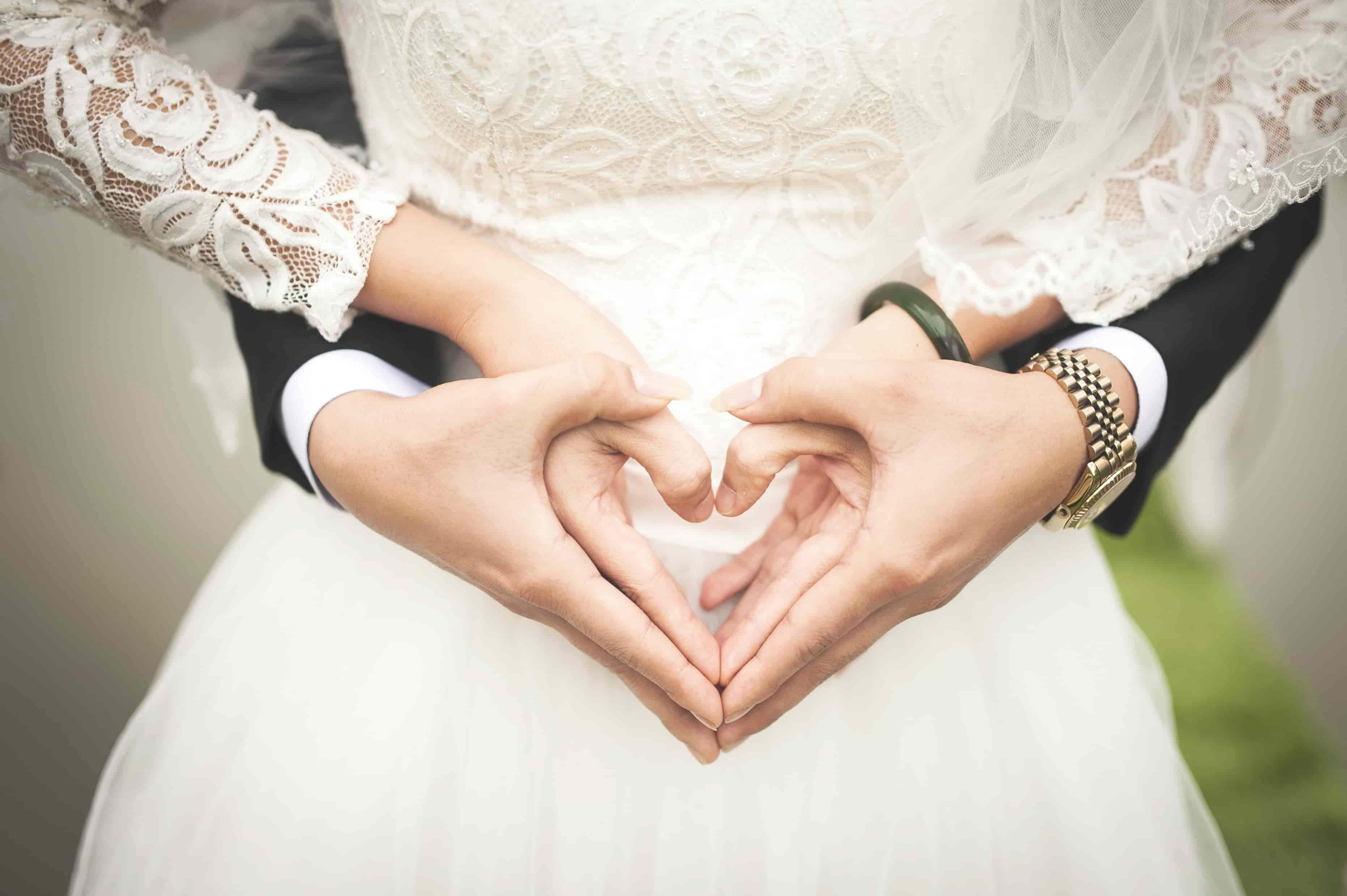 Wie viel kostet eine Hochzeit?